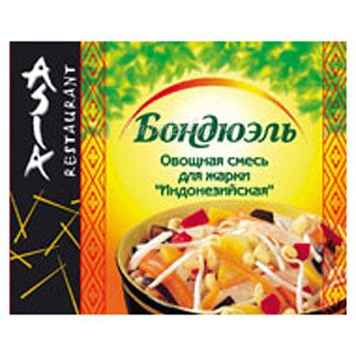 Овощная смесь Бондюэль для жарки Индонезийская