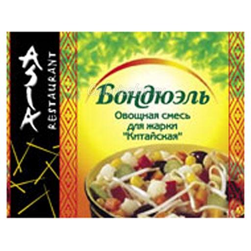 Овощная смесь Бондюэль для жарки Китайская