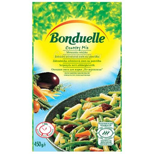 Овощная смесь Бондюэль для жарки По-деревенски