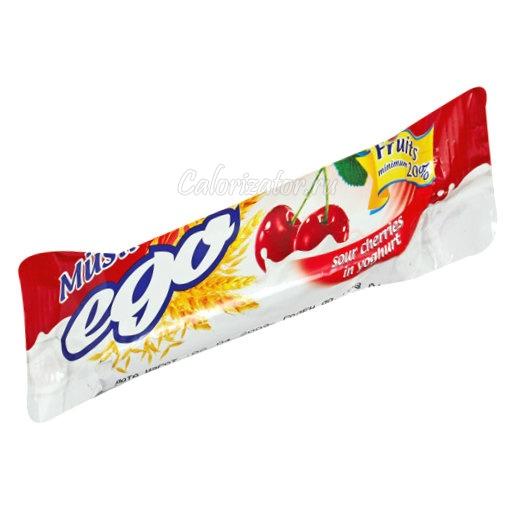 Батончик мюсли Ego с вишней в йогурте