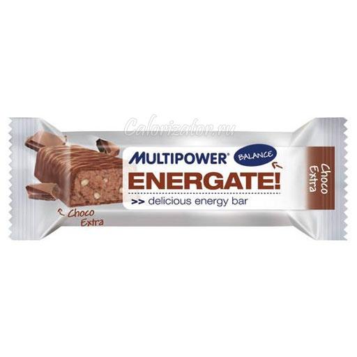 Батончик Multipower Energate!
