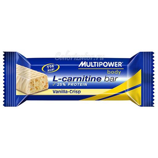Батончик Multipower L-Carnitine Bar