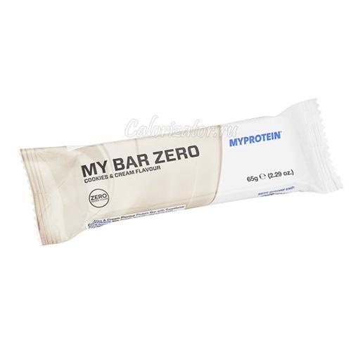 Батончик MyProtein My Bar Zero