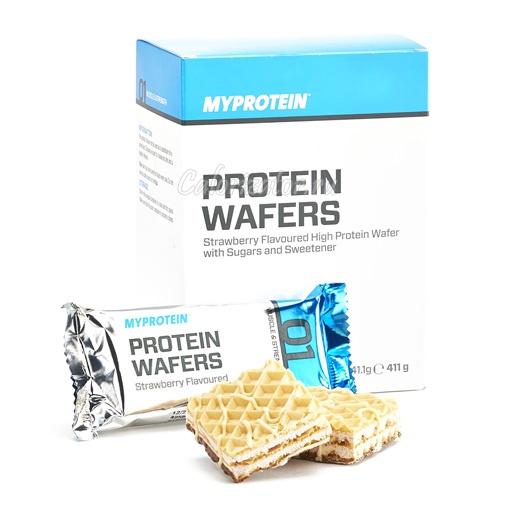 Вафли MyProtein Wafers