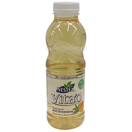 Напиток Nestea Vitao Белый чай со вкусом абрикоса
