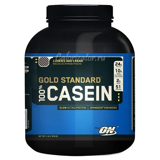 Протеин Optimum 100% Casein Gold Standard