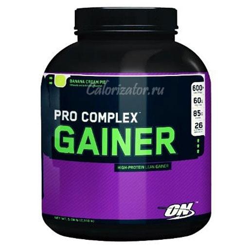 Гейнер Optimum Pro Complex Gainer