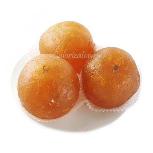 Апельсин маринованный