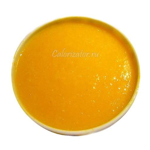 Пюре из апельсинов