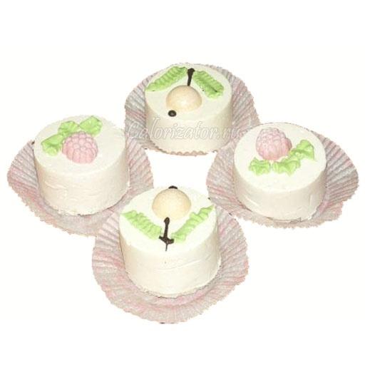 Пирожное Коктейль