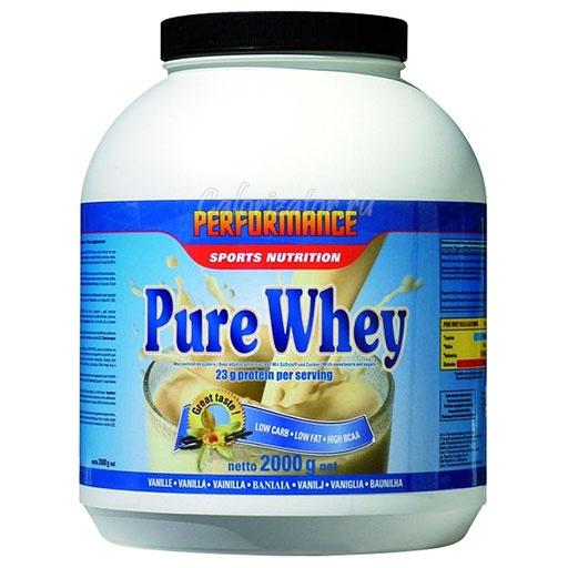 Протеин Performance Pure Whey