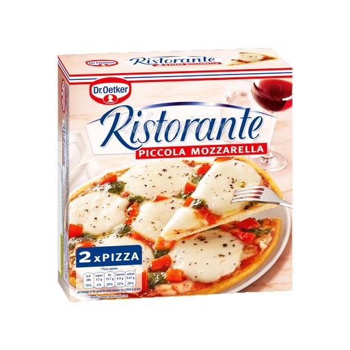 Пицца Ristorante Piccola Mozzarella
