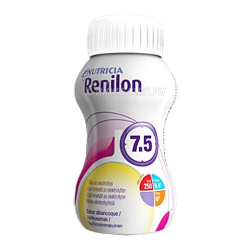 Напиток Renilon со вкусом абрикоса