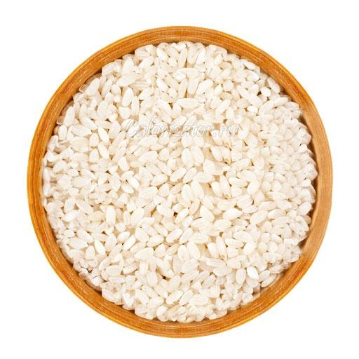 Рис белый