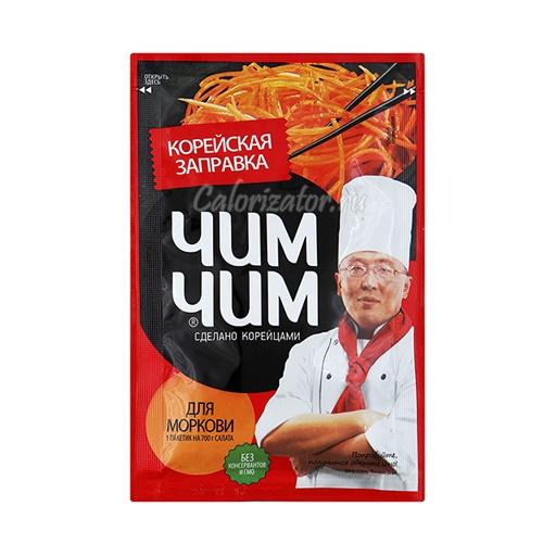 Заправка Чим-Чим корейская для моркови