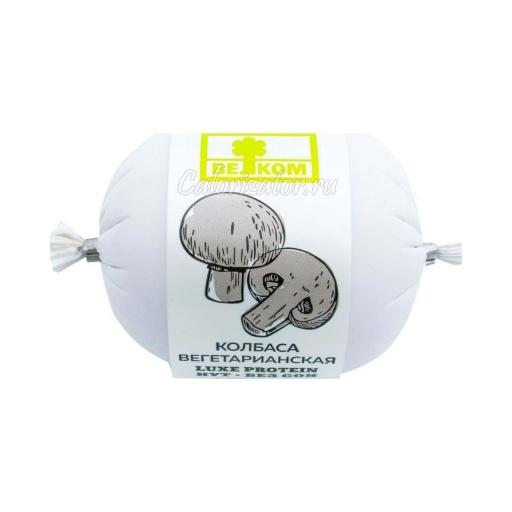 Колбаса вегетарианская Велком с грибами