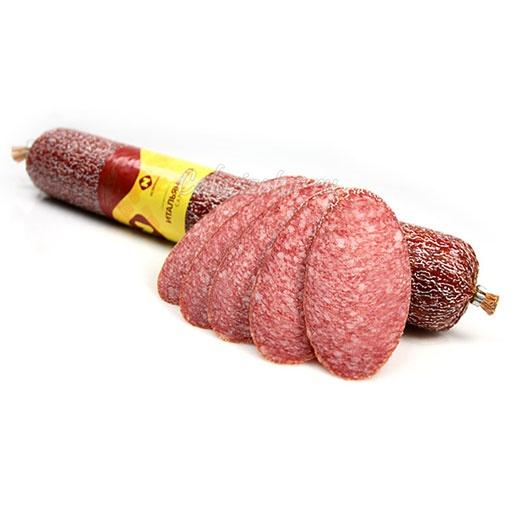 Колбаса сырокопченая Салями Итальянская