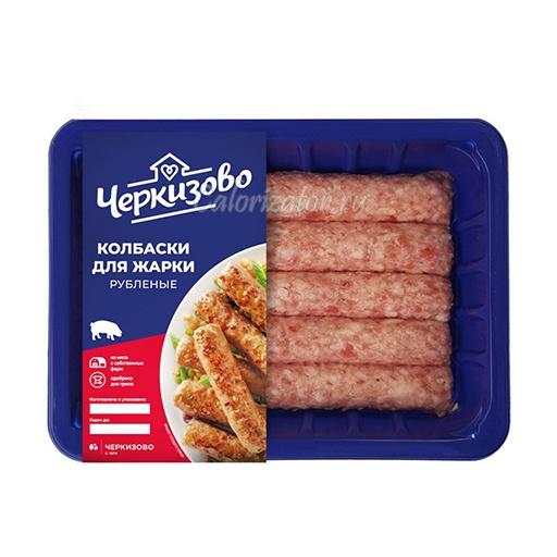 Колбаски рубленые Черкизово из свинины для жарки
