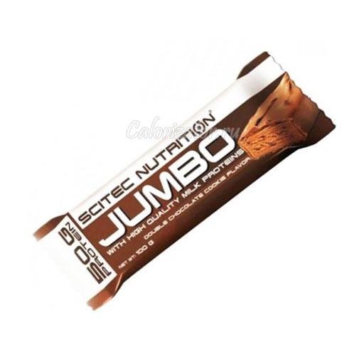 Батончик Scitec Nutrition Jumbo Bar Double Chocolate Cookie