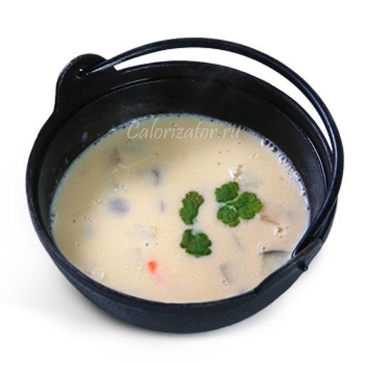 Суп Эби тай сиро