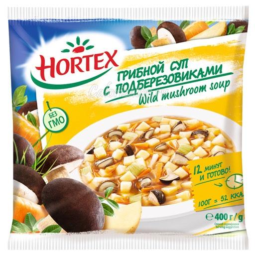 Суп Hortex грибной с подберезовиками