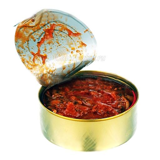 Севрюга в томатном соусе