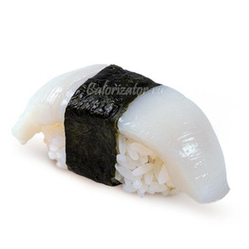 Суши Хотатэ
