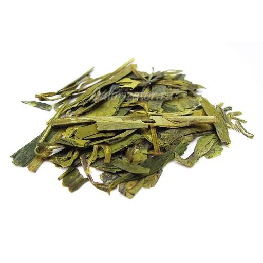 Чай зелёный сухой