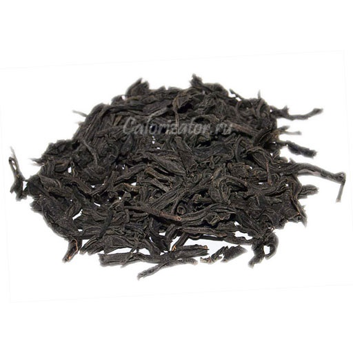 Чай чёрный байховый сухой