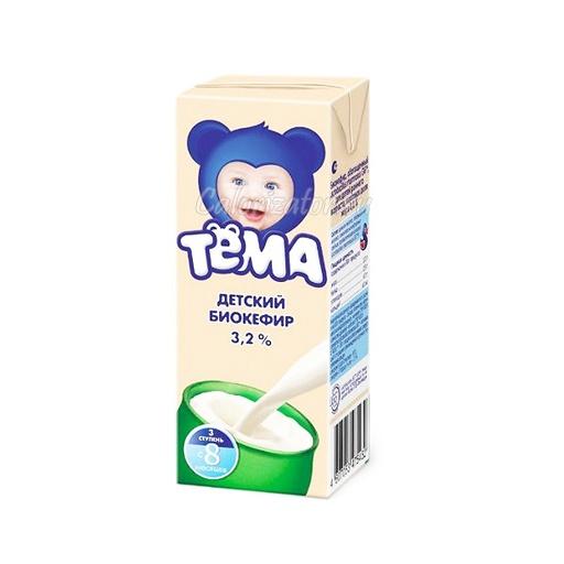 Биокефир Тёма детский 3.2%