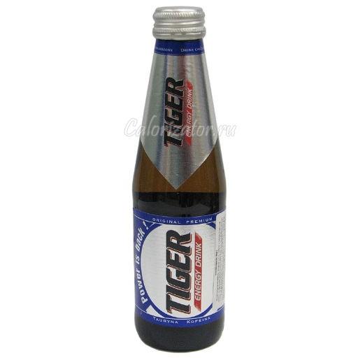 Энергетический напиток Tiger