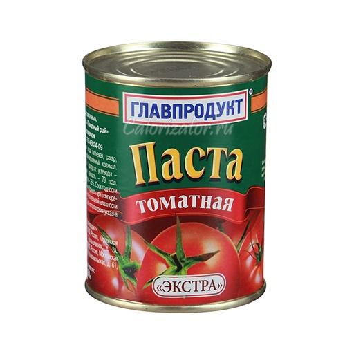Томатная паста Главпродукт