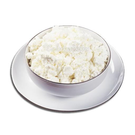 Творог домашний (из молока 1%)