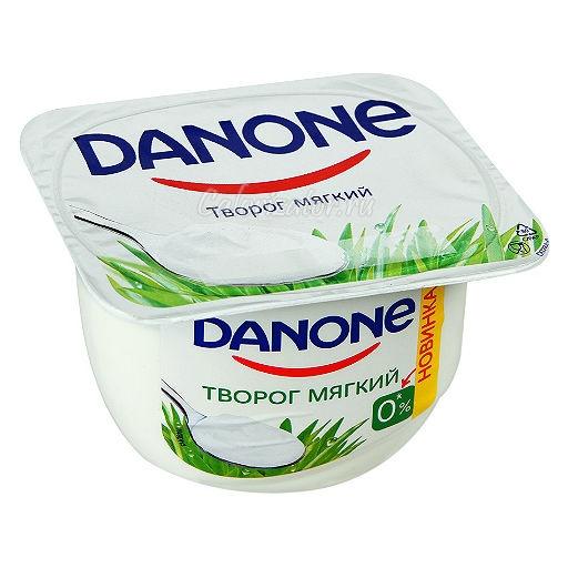 Творог Danone 0% мягкий