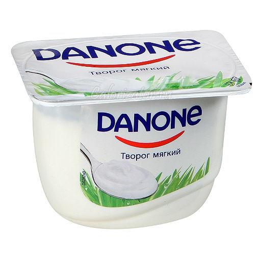 Творог Danone 5% мягкий