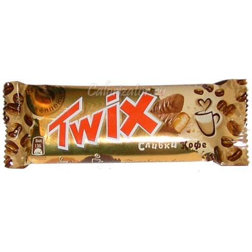 Шоколад Twix Кофе-Сливки