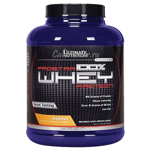 Протеин Ultimate Prostar 100% Whey Protein