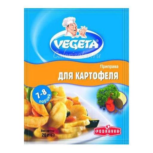 Приправа Vegeta для картофеля