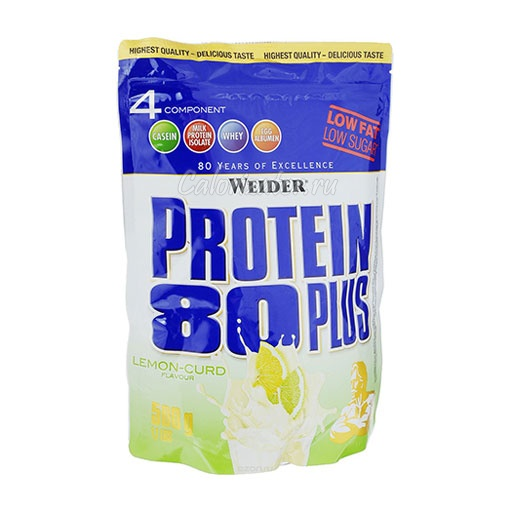 Протеин Weider 80 Plus