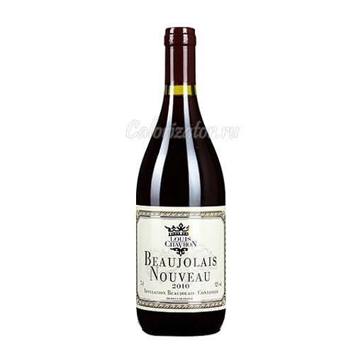 Вино красное Божоле Нуво
