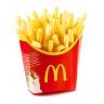 Картофель фри McDonalds (средняя порция)