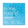 Шоколад Royal Forest из кэроба Ягода Годжи и Изюм
