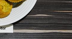 Соленые маффины с цветной капустой