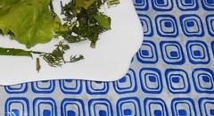 Помидор запеченный с творогом и зеленью