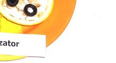 Закуска Курица в апельсине