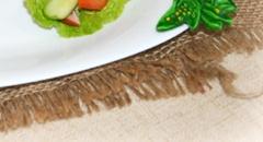 Овощные роллы с сыром сулугуни и мясом