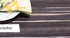 Блинчики с сыром и зеленью