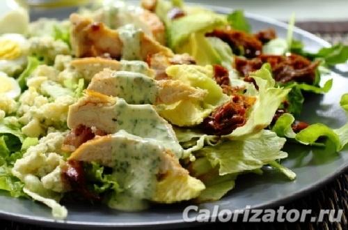 Коб салат