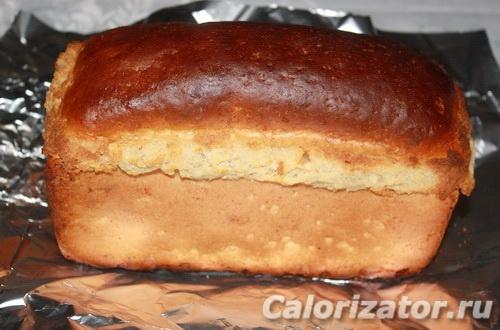 Мойва в хлебе