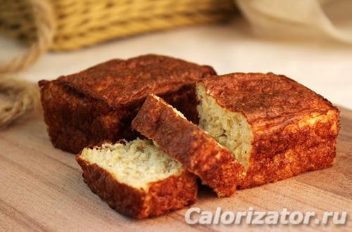 Хлеб из овсяных и пшеничных отрубей